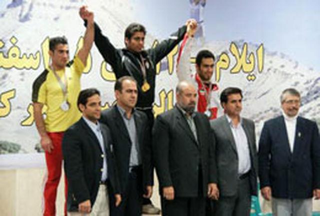 خوزستان قهرمان وزنهبرداری ایران شد