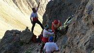 سقوط از کوه صفه؛ مرد 50 ساله را به کام مرگ کشاند
