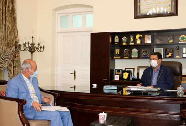 حمایت از تیم های ورزشی در دستور کار شهرداری قزوین قرار دارد