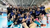 قهرمانی ایران در مسابقات والیبال جوانان جهان