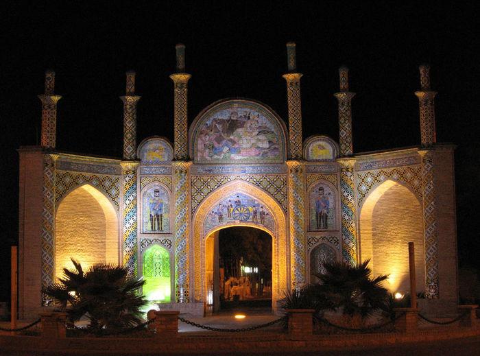 25 پروژه سرمایه گذاری در حوزه گردشگری استان سمنان در دست اجراست