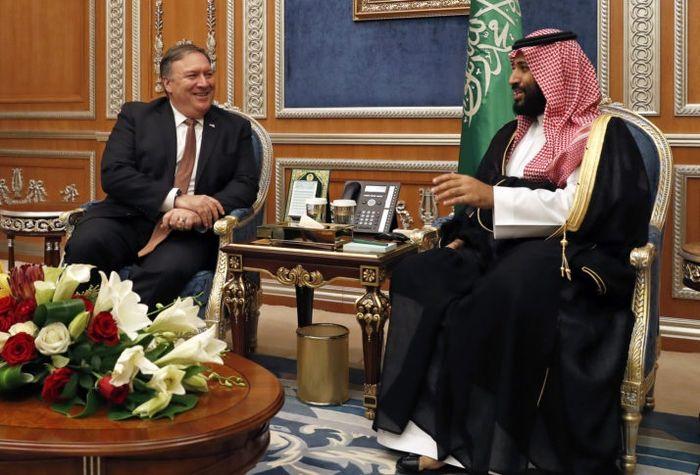 پمپئو به زودی به عربستان سعودی میرود/ برای هرگونه درگیری آماده هستیم / قول ندادیم از عربستان سعودی حفاظت کنیم/ از دیپلماسی با ایران خسته نشدیم