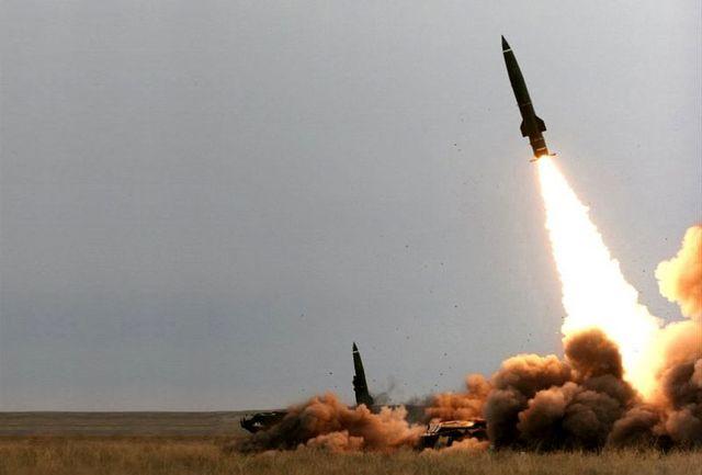 شلیک 6 موشک بالستیک یمن به سمت مواضع ائتلاف سعودی