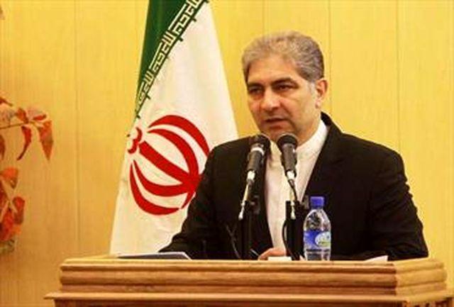آماده ایجاد شهرک صنعتی مشترک ایران و چین هستیم