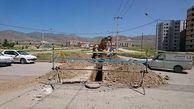 اجرای بیش از 17کیلومتر شبکه جدید جمع آوری فاضلاب در استان خراسان شمالی