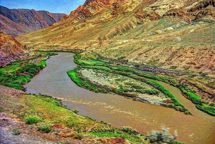 بررسی وضعیت ذخیره آبی ارس توسط ایران و جمهوری آذربایجان