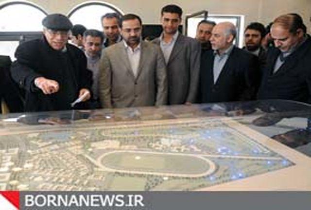 سفر وزیر ورزش و جوانان به استان البرز
