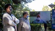 پاداش ویژه به کارکنان باغ رضوان اصفهان در شرایط سخت کرونایی تعلق می گیرد