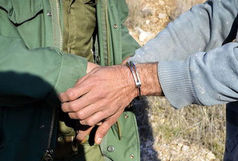 دستگیری متخلف شکار و صید در سیستان