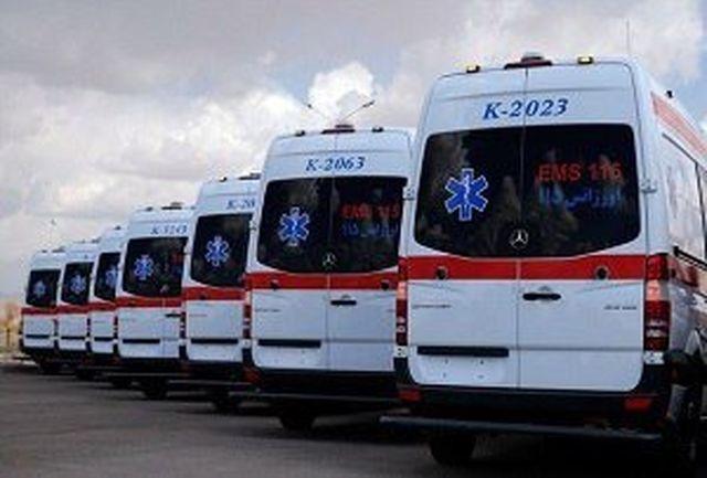 مرکز آمبولانس خصوصی متخلف که سلبریتی جابهجا میکرد، پلمب شد