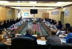 جلسه نواب رئیس بانوان هیات ورزش های همگانی شهرستان های آذربایجان غربی برگزار شد