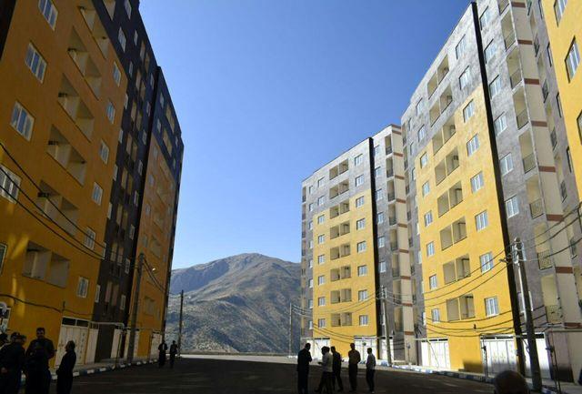 تکمیل ۵۶ درصد مساکن مهر آذربایجانغربی در دولت دوازدهم