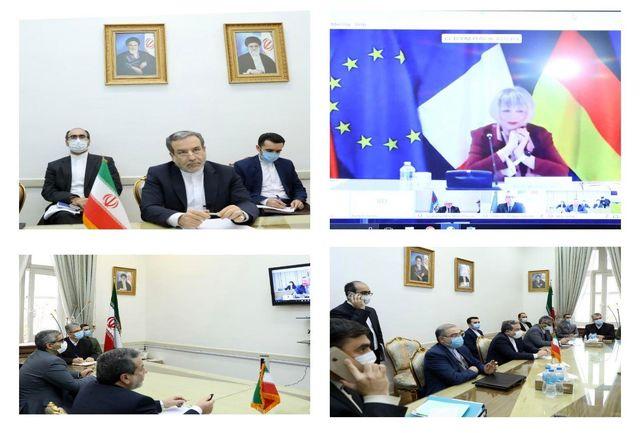 برگزاری نشست غیررسمی وزاری امور خارجه دولتهای عضو برجام در تاریخ اول دی