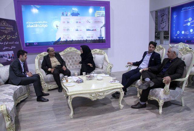 ایجاد خوشه نفت و گاز  آذربایجان شرقی از دستاوردهای نمایشگاه ربع رشیدی است