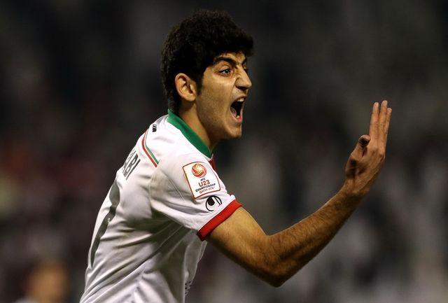 ترابی: آرزوی هر فوتبالیستی است که جام جهانی را تجربه کند