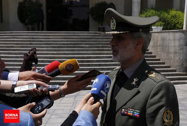 وزیران دفاع و نیرو در کمیسیون اقتصادی مجلس حضور یافتند