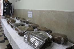 کشف بیش از 12 تن مواد افیونی در یزد
