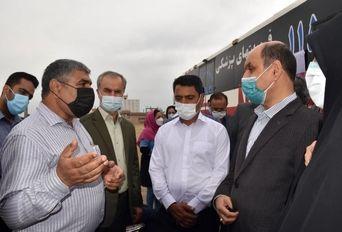 واکسیناسیون محله محور در گرگان