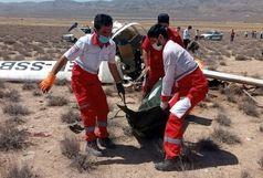 سقوط هواپیما در خراسان شمالی + عکس