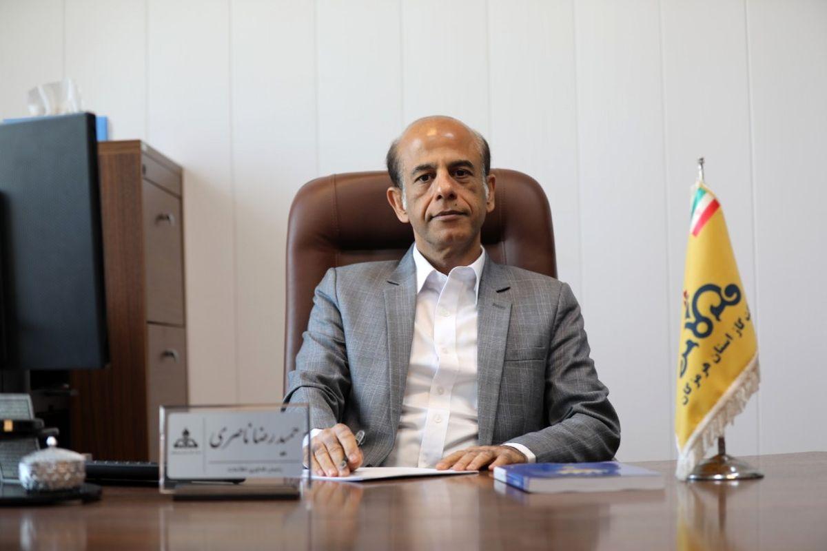 مهر تایید وزارت نفت بر طرح ارائه شده شرکت گاز هرمزگان