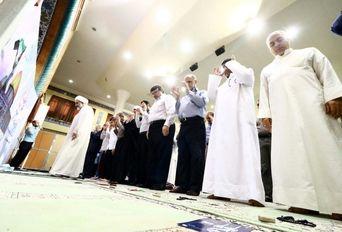 نماز جمعه آبادان در روز جهانی قدس
