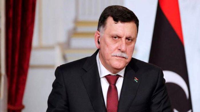 پیش نویس توافقنامه آتش بس توسط رئیس دولت وفاق ملی لیبی امضا شد