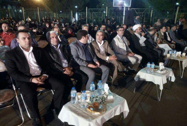 مسابقات ورزشی جام رمضان برای نخستین بار در برخی محلات گرگان برگزار شد