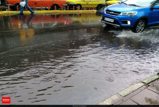 چهارمحال و بختیاری ۷۰۰ میلیمتر کسری بارش دارد