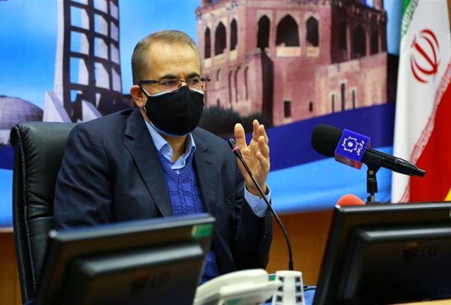 استاندار زنجان: رعایت پروتکلهای بهداشتی کرونایی از سوی عموم ۲۱ درصد کاهش یافته است
