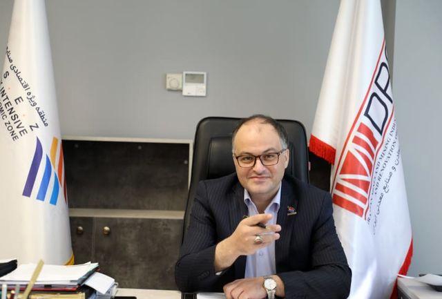مدیر عامل جدید منطقه ویژه اقتصادی پارسیان منصوب شد