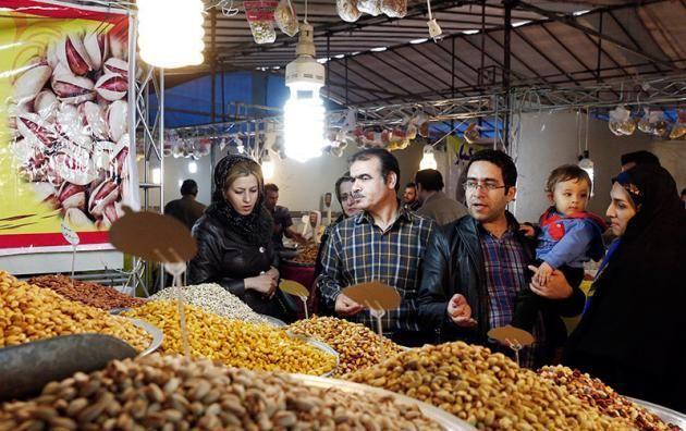 آغاز به کار نمایشگاه بهاره در قزوین