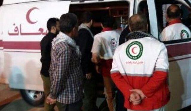 یک مصدوم اصفهانی در بین مجروحان حادثه کربلا / اسامی مصدومان اعلام شد