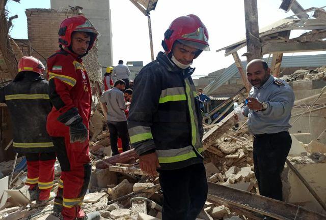 انفجار در شهرک ولیعصر تهران/  اعلام آمار مصدومان
