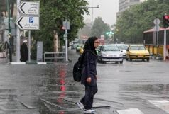 کاهش ۳۱ درصدی بارش باران در پایتخت