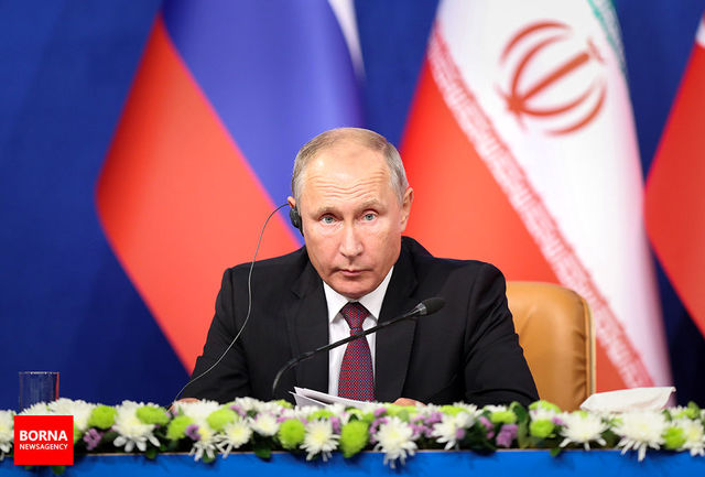 پوتین: از ایران خواستیم که علیرغم اقدامات آمریکا در برجام بماند
