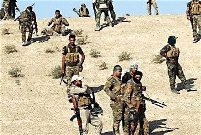 مخفیگاه تروریستهای داعش در عراق منهدم شد