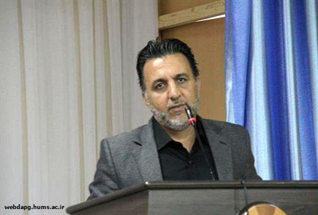 تشریح اقدامات شبکه بهداشت و درمان قشم در جلسه شورای اداری شهرستان قشم