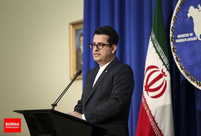 انتقاد سخنگوى وزارت امور خارجه از همداستانى برخى با آمریکا و اسرائیل