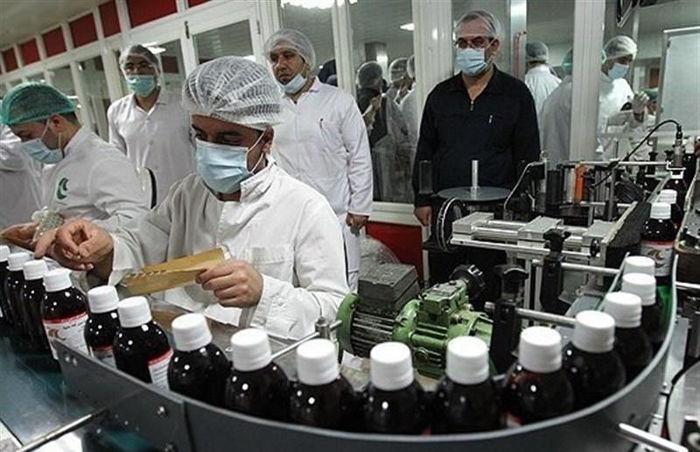 تولید ۳۰۰ قلم دارو با مواد اولیه داخلی در دستور کار است
