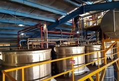 کارخانه تولید هرمز الکل بندر در شهرستان حاجیآباد به چرخه تولید بازگشت