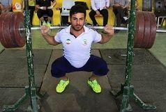اعضای تیم ملی وزنه برداری به ایران بازگشتند