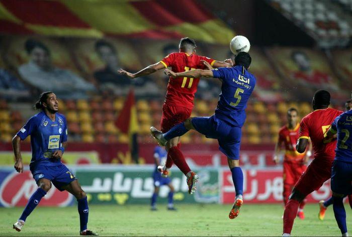 ستاره پرسپولیسی در خوزستان درخشید+ عکس