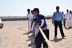 برگزاری مسابقات دوومیدانی و بازیهای بومی محلی در استان