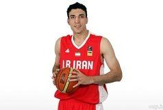 قدرت بسکتبال ایران فراتر از آسیا است