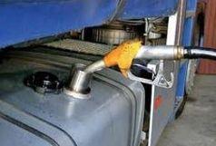4 هزار لیتر گازوئیل قاچاق در قیر و کارزین