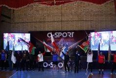 جام جهانی اواسپرت به طور رسمی در همدان آغاز به کار کرد