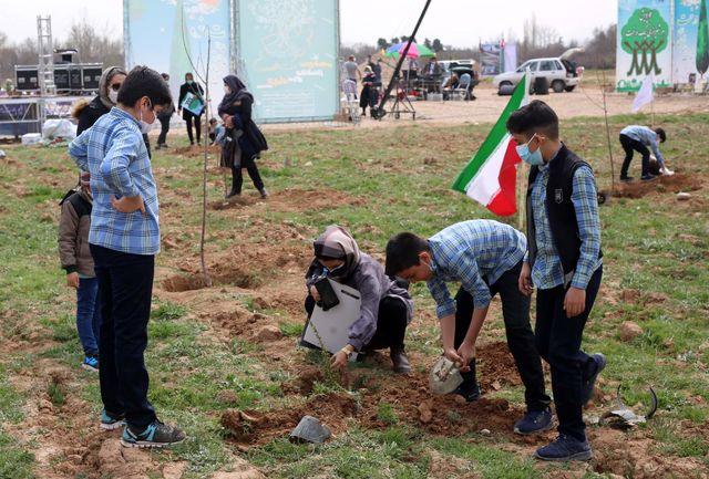 چهار کمربند سبز و نظرگاه توسط شهرداری منطقه پنج  تبریز ایجاد می شود