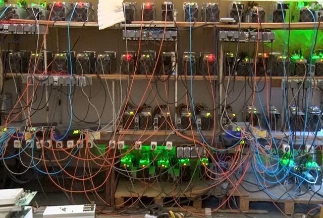 کشف مزرعه 12 میلیاردی استخراج ارز دیجیتال قاچاق در ایذه