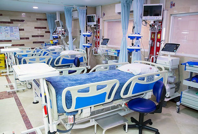 10 هزار تخت جدید به ظرفیت بیمارستانهای کشور اضافه می شود