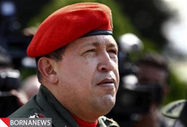 راهپیمایی حامیان و مخالفان چاوز